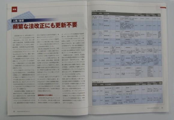 特集の中の「人事/教育」カテゴリー SaaS型eラーニングコーナー