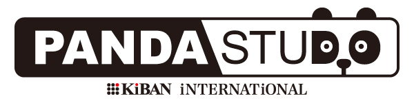 パンダスタジオのロゴ