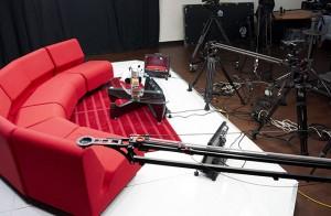 クレーン、スライダーなどのシネマギアにも使われる各種機器も充実