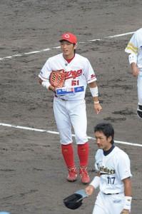 鈴木誠也選手