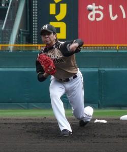 日本ハム 武田選手