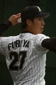 千葉ロッテ 古谷選手